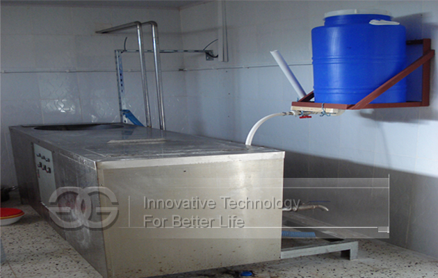 Industrial Food Wafer Flour Blender