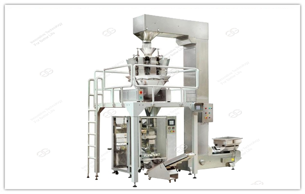 Full- Automatic Weighing And Packing Machine