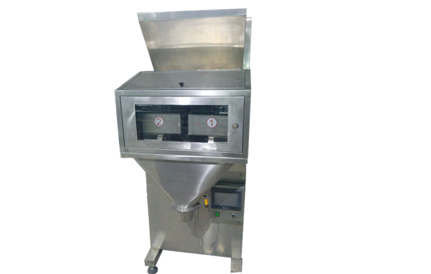 Semi-automatic Seeds Filling Machine