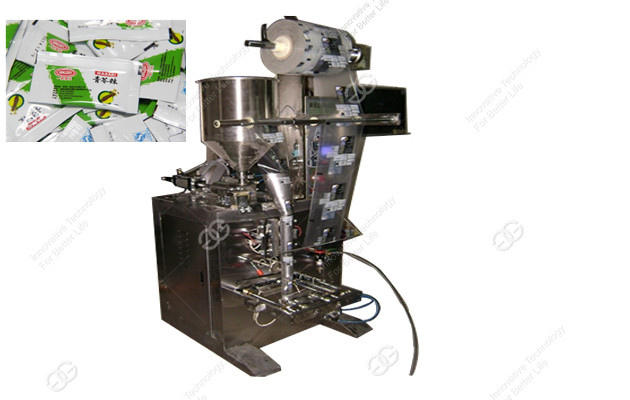 Mustard Paste Small Bag Packing Machine